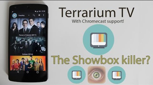 Terrarium Tv Download On Pc Ios Android Apk